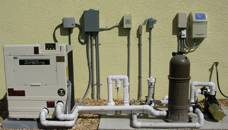 Swimming Pool Heat Pumps - An Efficient Way to Heat Your Pool